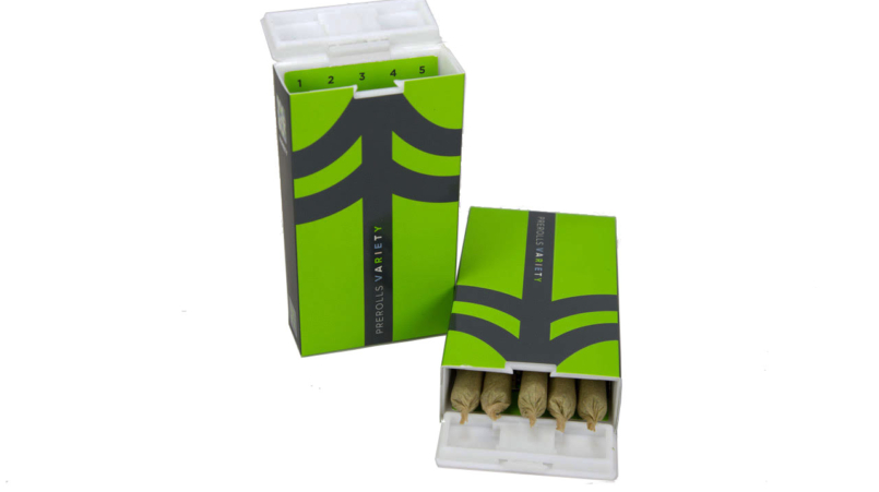 MarBox-CR® - Child Resistant Preroll Packaging