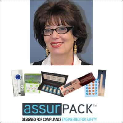 Nancy Warner, AssurPack Founder