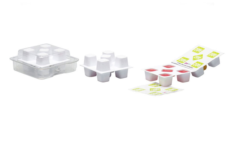 AssurClam® by AssurPack® - Infused Product Packaging