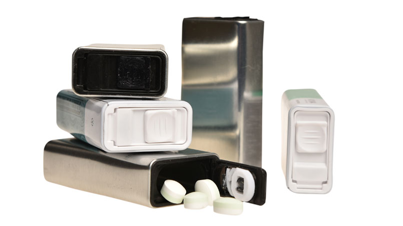 AssurTin® - Compliant Packaging for Edibles