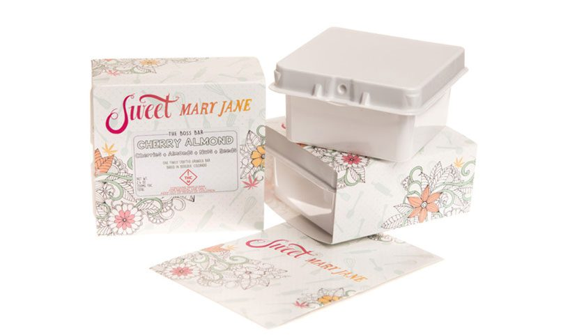 AssurClam® Packaging with Sweet Mary Jane Edibles