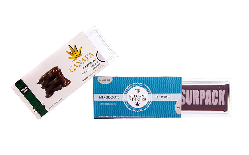 AssurPack® - Perfect For Cannabis Infused Chocolate Bars