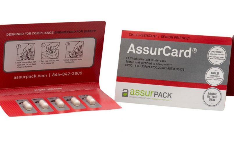 AssurCard® - Blister Packaging for Cannabis Infused Products