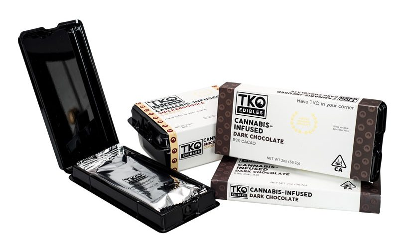 AssurPack AssurClam with TKO Edibles