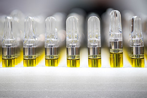 Vape cartridges are a target for cannabis counterfeiting